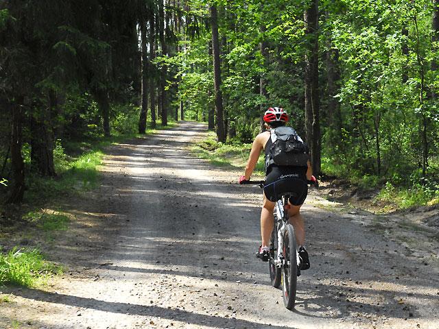 rowerem po Roztoczu