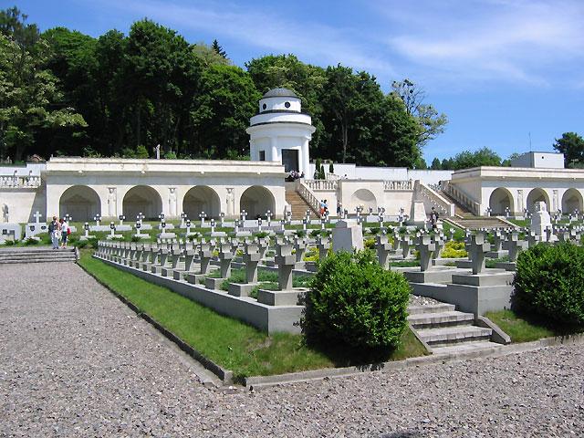 Cmentarz Orląt Polskich