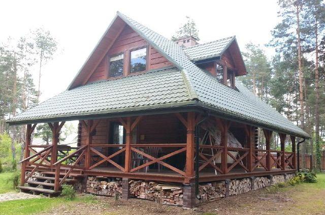 Komfortowe domki na Roztoczu