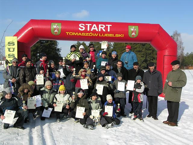 biegi narciarskie o Puchar Gryfa