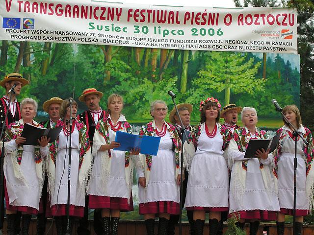 Transgraniczny Festiwal Pieśni o Roztoczu