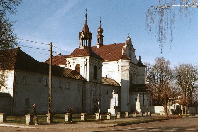 Kościół i klasztor
