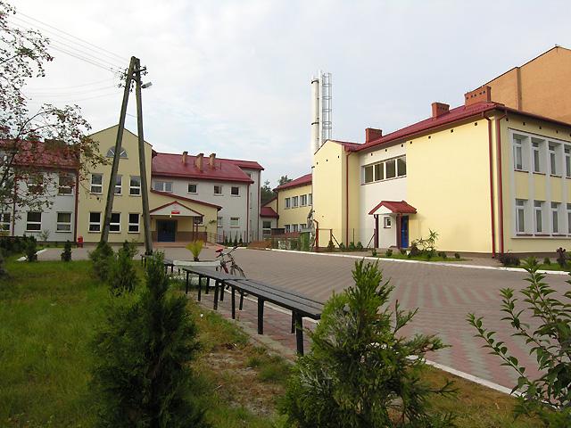 Zespół Szkół Publicznych w Suścu