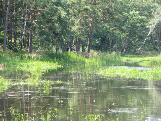 u źródeł rzeki Sopot