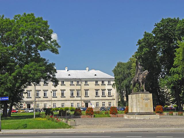 Pałac Zamojskich